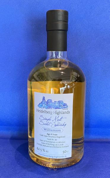 Single Malt Scotch Whisky-Williamson