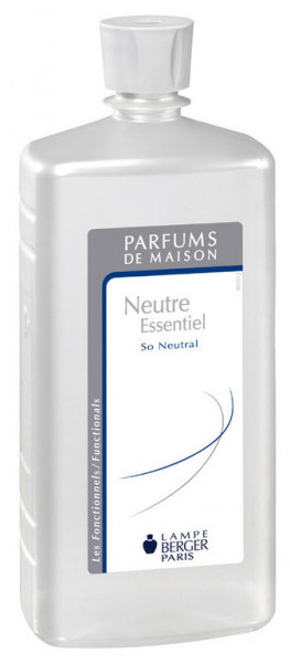 Lampe Berger - Parfum Neutre essentiel, 1000ml