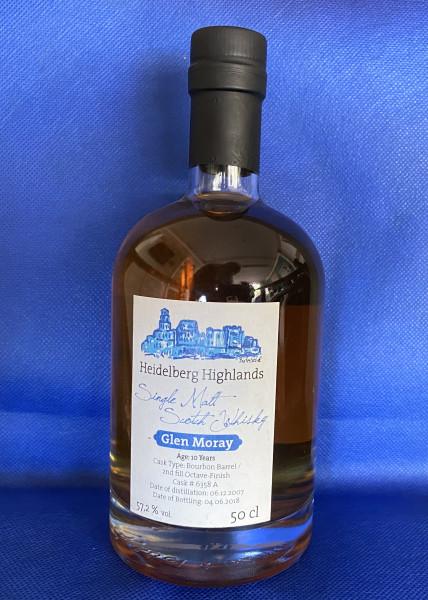 Single Malt Scotch Whisky-Glen Moray