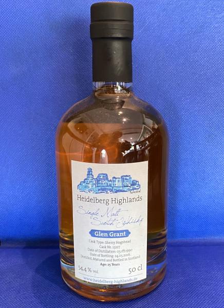 Single Malt Scotch Whisky-Glen Grant