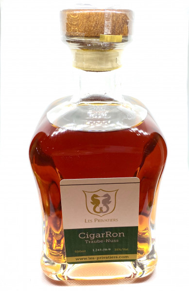 CigarRon Traube/Nuss