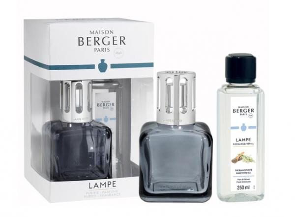 Lampe Berger ICE CUBE Grau