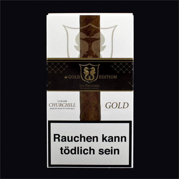 Churchill Box - Gold Edition