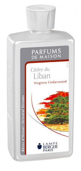 Lampe Berger - Parfum - Cedre du Liban - 500ml